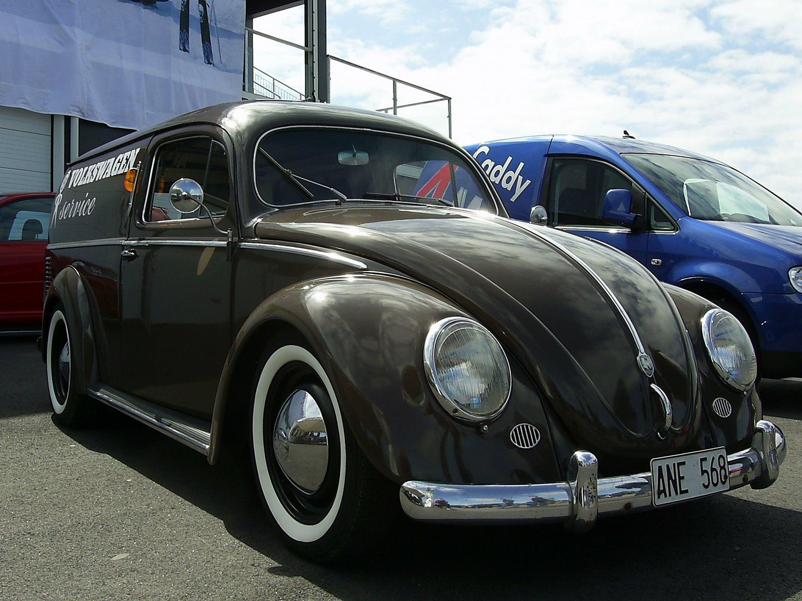 Käfer-Kombi schwedisch