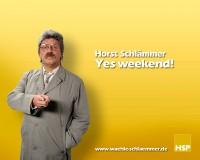 Horst For President!